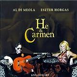 He & Carmen Al Di Meola & Eszter Hor