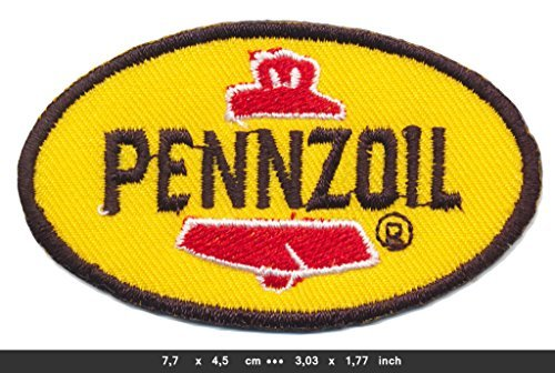 pennzoil-iron-sew-on-cotton-patches-cars-motorbikes-racing-motor-sports-oil-lubricants-by-patchmania