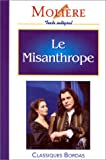 Le Misanthrope (Fiction, Poetry & Drama)