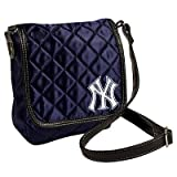 MLB New York Yankees Quilted Purse, Navy