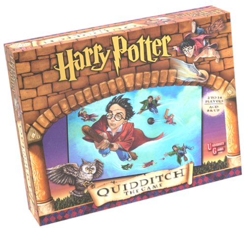 Harry Potter - Quidditch The Game