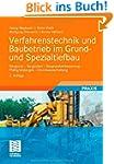 Verfahrenstechnik und Baubetrieb im G...
