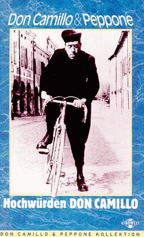 Hochwürden Don Camillo [VHS]