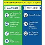 OneAssist Mobile Protection Plan For Smartphones (Rs. 8001-12000)