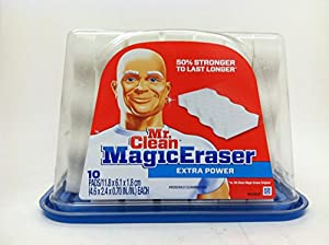Mr. Clean EXTRA POWER Magic Eraser - 10 Count