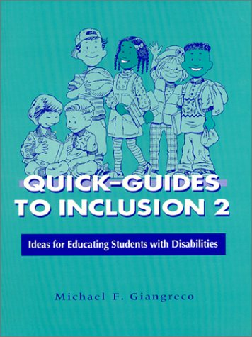 Quick-Guides to Inclusion 2 (Vol 2)