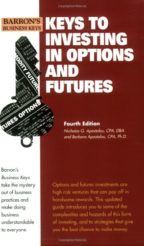 Keys to Investing in Options and Futures (Barron's