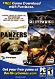 2 NEW PC Codename: Panzers Phase One / Blitzkrieg Strategy