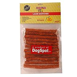 DogSpot Lamb Munchies - 450 Gm