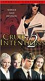 Cruel Intentions 2 [VHS]