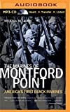 img - for The Marines of Montford Point: America's First Black Marines book / textbook / text book