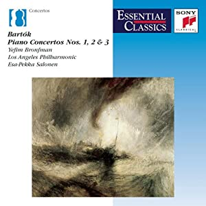 Amazon.com: Bart髃: Piano Concertos Nos. 1-