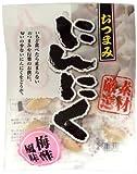 ASフーズ おつまみにんにく 梅酢風味 40g×12袋