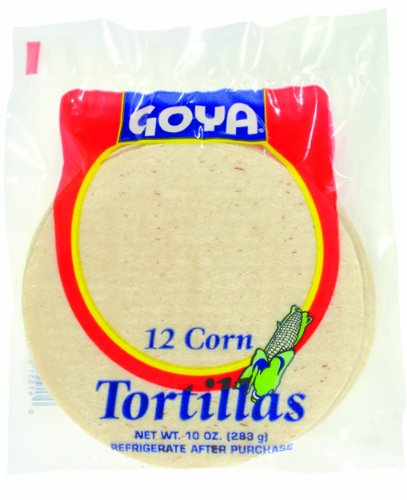 Goya Foods White Disco Dough, 10-Ounce (Pack of 24) by Goya