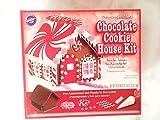 Wilton Christmas Chocolate Cookie House Kit