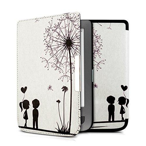 kwmobile-housse-elegante-en-cuir-synthetique-pour-pocketbook-touch-lux-3-touch-lux-2-en-design-pisse