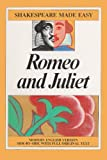 Romeo And Juliet (Turtleback School & Library Binding Edition) (Shakespeare Made Easy (Pb)) (0833574337) by William Shakespeare