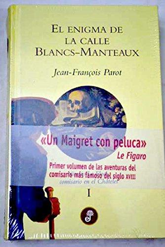 El Enigma De La Calle Blancs-Manteaux descarga pdf epub mobi fb2