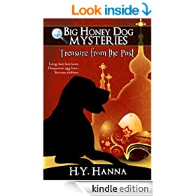 Treasure from the Past (Big Honey Dog Mysteries Easter Special Edition) - a mystery adventure for children ages 9 to 12