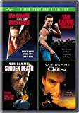 Van Damme Four-Feature Film Set (Hard Target / Lionheart / Sudden Death / The Quest)