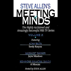 Meeting of Minds, Volume X | [Steve Allen]