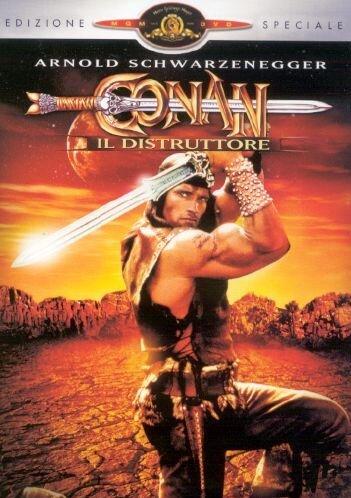 Conan il distruttore [IT Import]