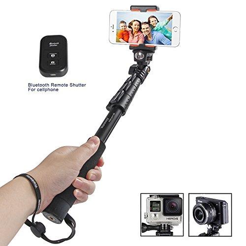 extending selfie stick with remote housing tripod mount for gopro hero 1 2 3 new ebay. Black Bedroom Furniture Sets. Home Design Ideas