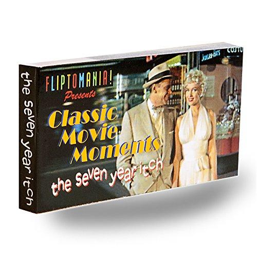Seven Year Itch (Marilyn Monroe) Flipbook (Collection Des Universitaes de France,)