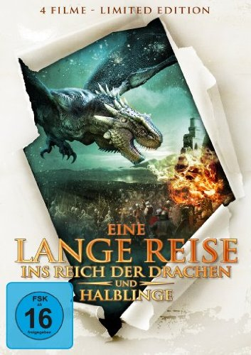 Eine lange Reise ins Reich der Drachen und Halblinge (4 Filme Edition) [Limited Collector's Edition]