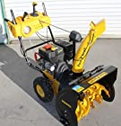 Pow'R'kraft 24 Snow Blower w/212cc SnowEngine 110vElectricStart ~ 2YearWarranty