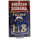 """Hanging Out"" Bob Figure For 1:18 Scale Models By American Diorama 23857"