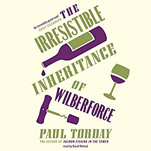The Irresistible Inheritance of Wilberforce Audiobook