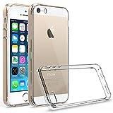 iPhone SE / 5se TPU ソフト ケース 【KuGi】 iPhone SE / 5se 背面カバー 軽量 薄型 本体の傷つきガード 保護カバー スマートフォンケース ( iPhone SE / 5se , クリア )