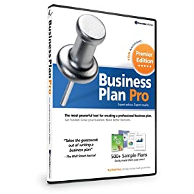 Business Plan Pro Premier 15th Anniversary Edition