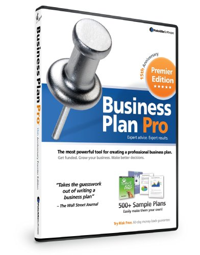 Business plan pro 15