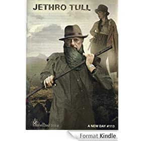 JETHRO TULL - A NEW DAY Magazine #113 (English Edition)