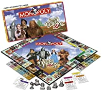 Usa Opoly Wizard of Oz Monopoly