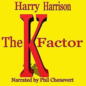 The K-Factor Audiobook