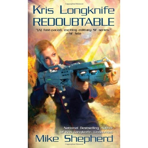 Redoubtable by Mike Shepherd Audiobook Mp3 96 kbps