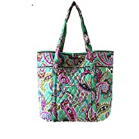 Vera Bradley Factory Exclusive Grand Tote Bag (Multiple Colors)