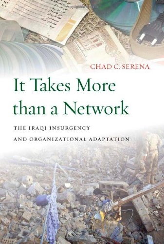 It Takes More than a Network: The Iraqi Insurgency and Organizational Adaptation (Stanford Security Studies)
