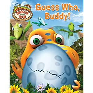 Dinosaur Train Guess Who, Buddy!