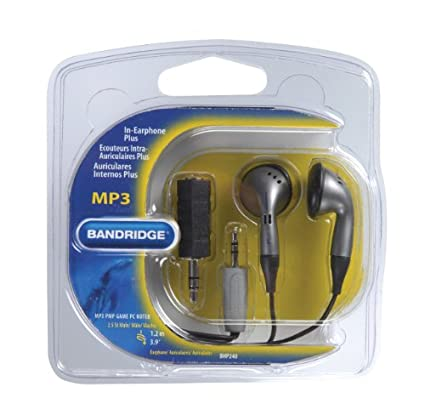 Bandridge-BHP-240-In-the-ear-Headphone
