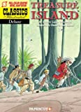 img - for Classics Illustrated Deluxe #5: Treasure Island (Classics Illustrated Deluxe Graphic Novels) book / textbook / text book