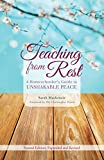 img - for Teaching from Rest: A Homeschooler's Guide to Unshakable Peace book / textbook / text book