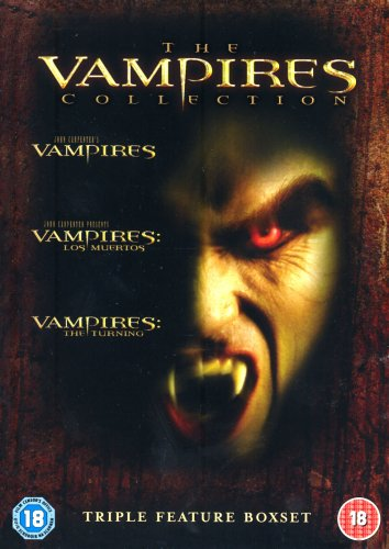 Vampires 1-3 [DVD] [2005]