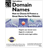 Domain Names: How to Choose & Protect a Great Name for Your Website ~ Stephen Elias