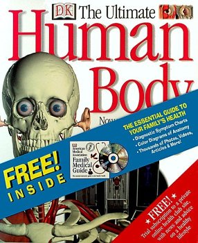 Ultimate Human Body 2.0 with Family Medical Guide