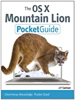The OS X Mountain Lion Pocket Guide Front Cover