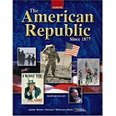The American Republic Since 1877, Student Edition (Glencoe) by McGraw-Hill